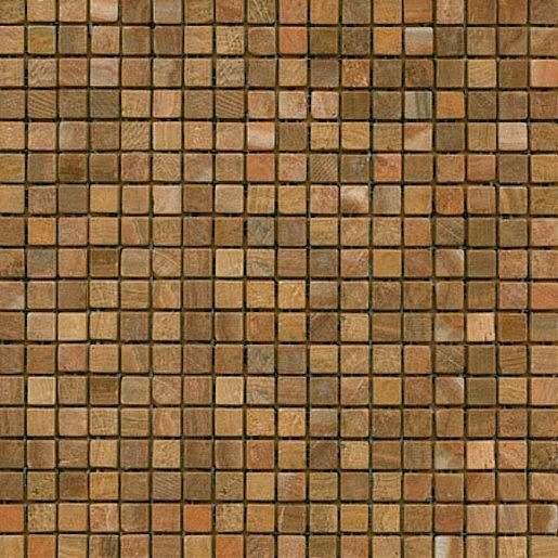 Kamenná mozaika oranžová 30x30 cm mat STMOS15ORW