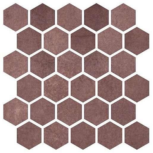 Mozaika Cir Materia Prima jewel hexagon 27x27 cm lesk 1069913