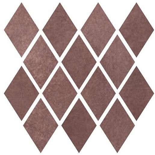 Mozaika Cir Materia Prima jewel rombo 25x25 cm lesk 1069899
