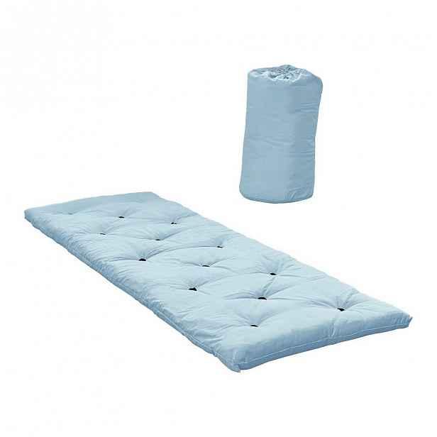 Matrace pro hosty Karup Design Bed in a Bag Light Blue