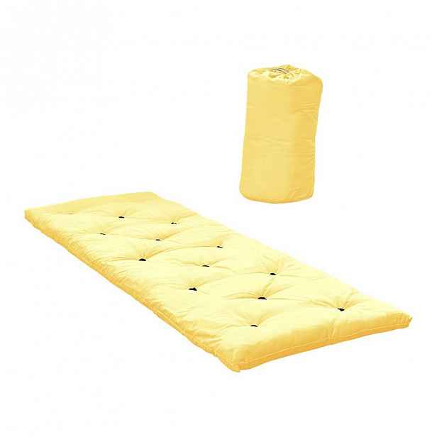 Matrace pro hosty Karup Design Bed in a Bag Yellow