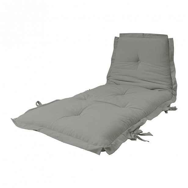 Variabilní futon Karup Design Sit&Sleep Grey