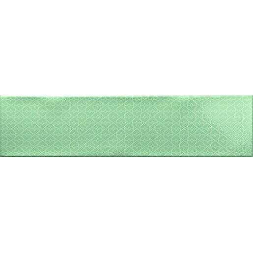 Obklad Ribesalbes Ocean green 7,5x30 cm lesk OCEAN2711
