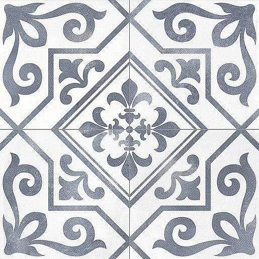 Dlažba Peronda Ayala blue 45x45 cm mat AYALABL