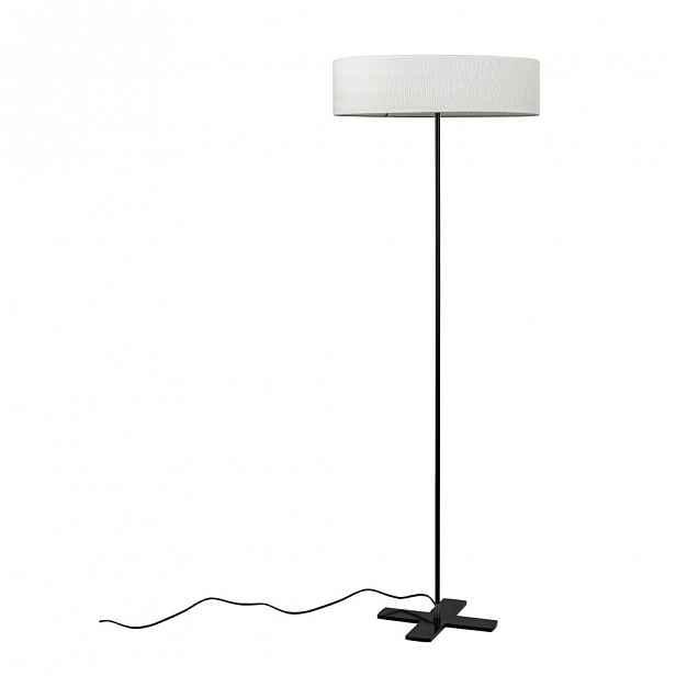 Bílá volně stojící lampa Bulb Attack Once