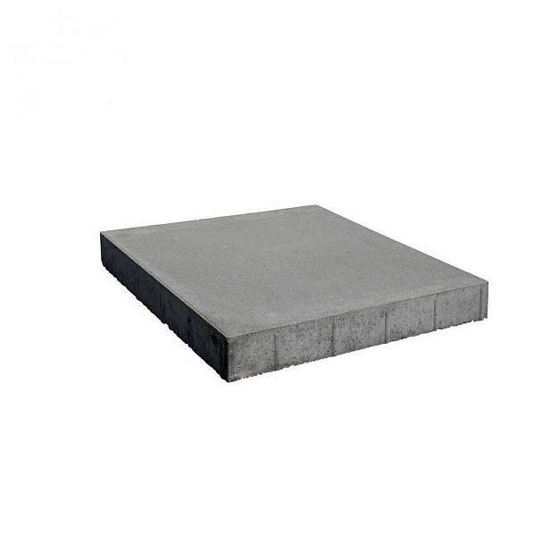 Betonová dlažba FEROBET hladká, přírodní, 45×300×300 mm