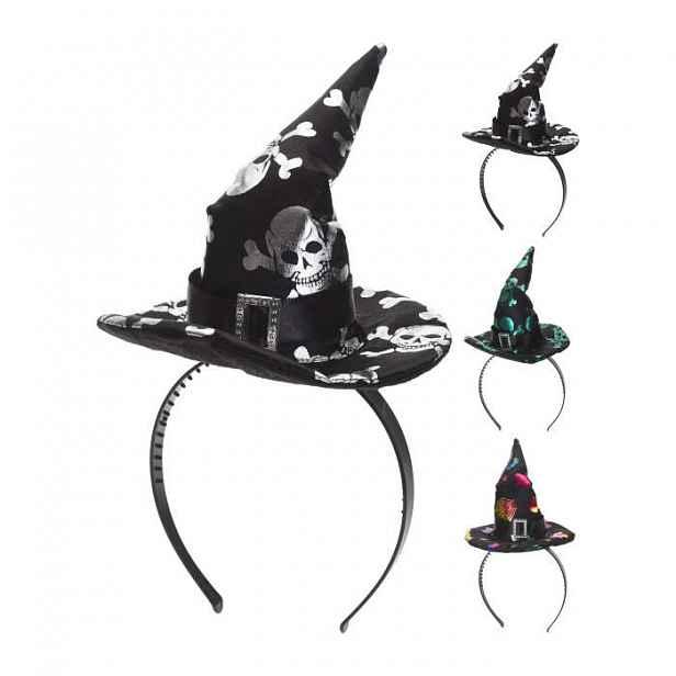 Čelenka čarodějnický klobouk