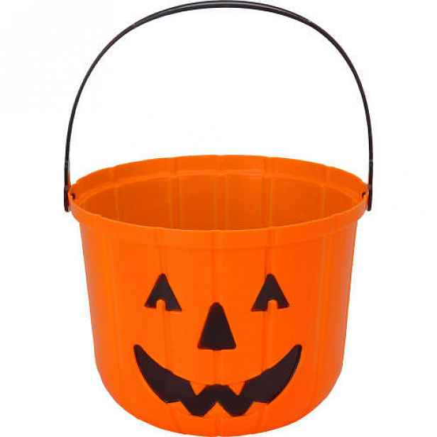 Kbelík na sladkosti Halloween