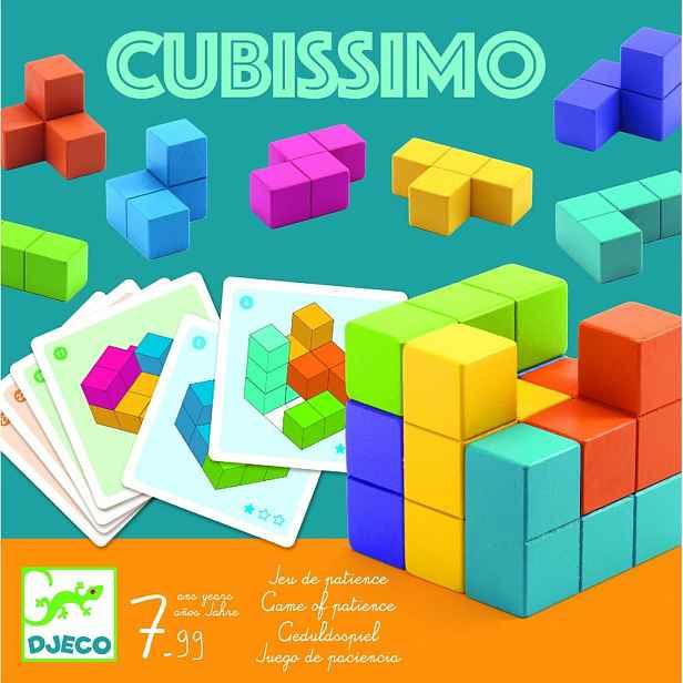 Dětská hra Djeco Cubissimo