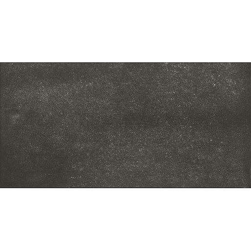 Obklad Ribesalbes Earth Ebony 7,5X15 cm mat EARTH2906