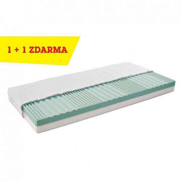 Matrace Ze Studené Pěny 1+1 Arian 90