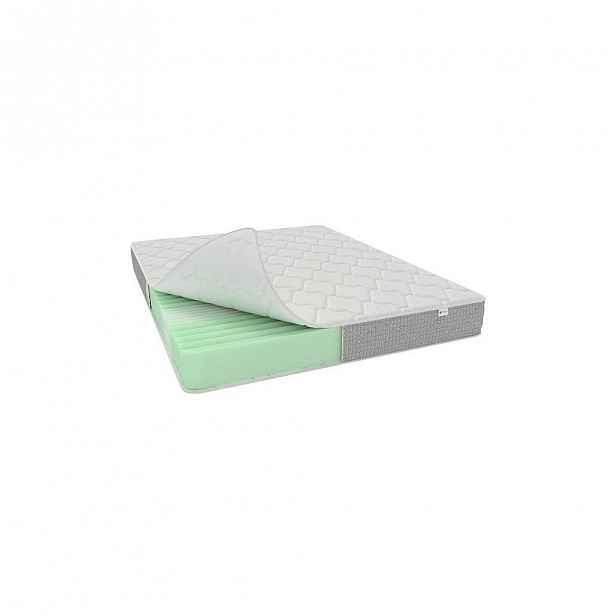 Středně tuhá matrace ze studené pěny Enzio California Roll, 80 x 200 cm