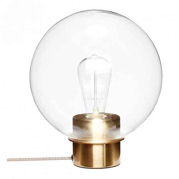 Stolní lampa Hübsch Ebba
