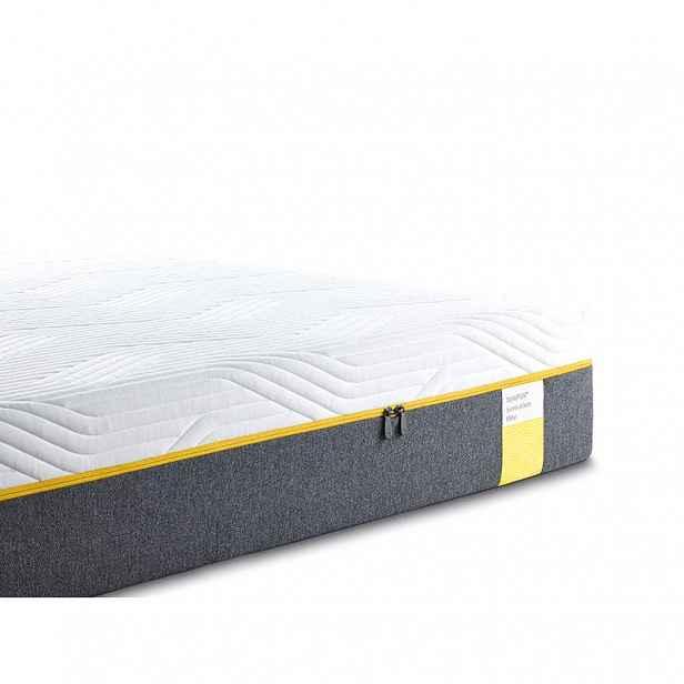 TEMPUR Sensation Elite 90 x 200 x 25 cm matrace z materiálu TEMPUR s pružným pocitem