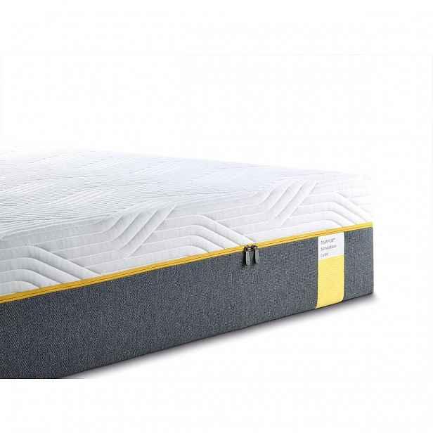 TEMPUR Sensation Luxe 180 x 200 x 30 cm matrace z materiálu TEMPUR s pružným pocitem