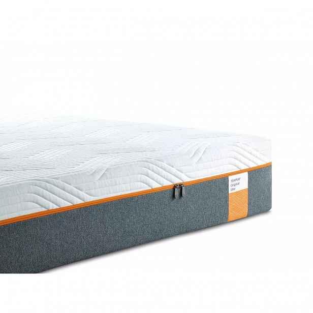 TEMPUR Original Elite 200 x 200 x 25 cm matrace z materiálu TEMPUR s pevnou oporou