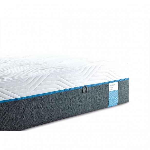 TEMPUR Cloud Elite 200 x 200 x 25 cm matrace z materiálu TEMPUR poskytuje dokonalé pohodlí