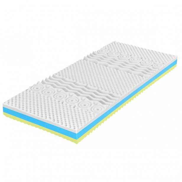 Sendvičová matrace zestudené pěny Tropico Energy II, 200x160x15cm