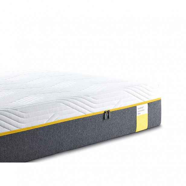 TEMPUR Sensation Elite 200 x 200 x 25 cm matrace z materiálu TEMPUR s pružným pocitem