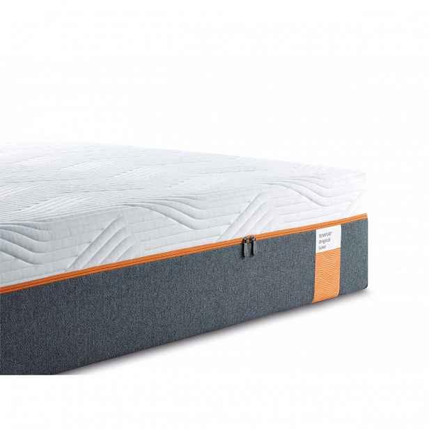 TEMPUR Original Luxe 160 x 200 x 30 cm matrace z materiálu TEMPUR s pevnou oporou