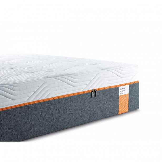 TEMPUR Original Luxe 200 x 200 x 30 cm matrace z materiálu TEMPUR s pevnou oporou