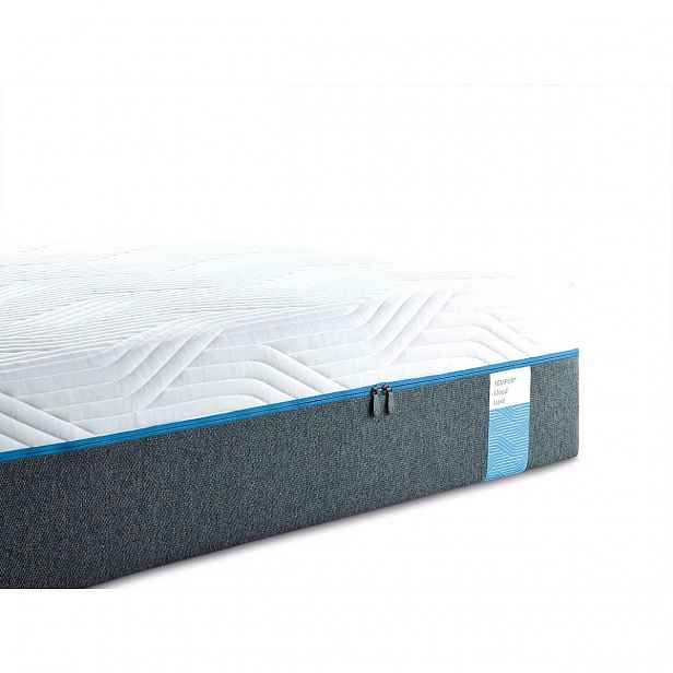 TEMPUR Cloud Luxe 200 x 200 x 30 cm matrace z materiálu TEMPUR poskytuje dokonalé pohodlí