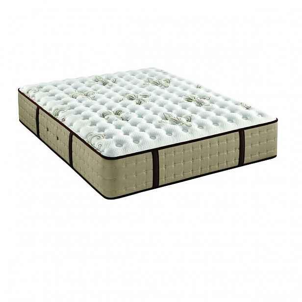 Stearns and Foster ESTATE 200 x 200 x 37 cm vysoká luxusní pružinová matrace