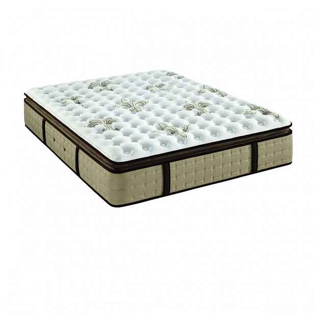 Stearns and Foster ESTATE PILLOW TOP 200 x 200 x 39 cm vysoká luxusní pružinová matrace