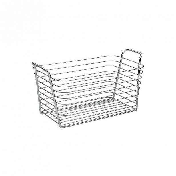 Úložný košík iDesign Classico,šířka19cm