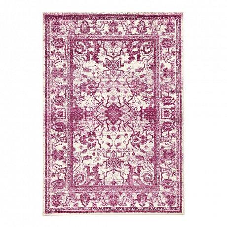 Růžový koberec Zala LivingGlorious, 200x290cm