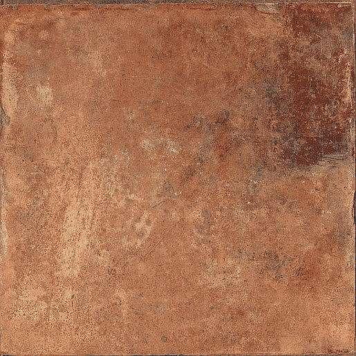 Dlažba Fineza Barro rosso 15x15 cm mat BARRO610N