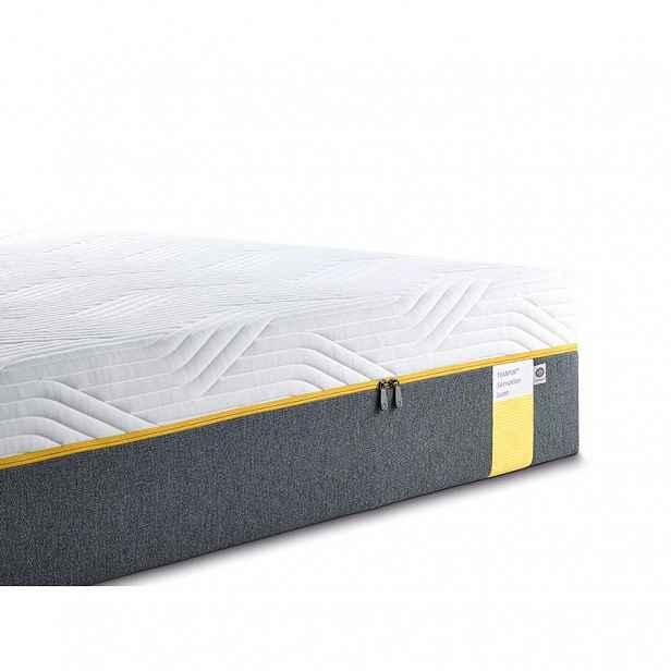 TEMPUR Sensation Luxe CoolTouch 200 x 200 x 30 cm matrace z pěny TEMPUR s termoregulací