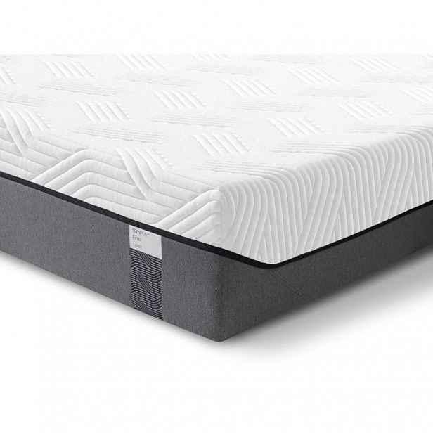 TEMPUR Firm Luxe 200 x 200 x 30 cm pevná matrace z pěny TEMPUR