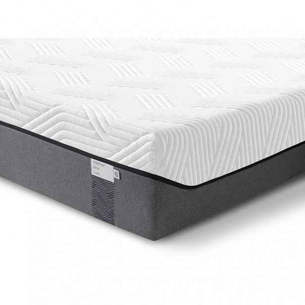 TEMPUR Firm Luxe CoolTouch 200 x 200 x 30 cm pevná matrace z pěny TEMPUR s termoregulací