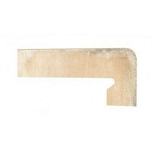 Sokl Exagres Alhamar paja pravý 17,5x39,5 cm mat ALHAMARZFDPA