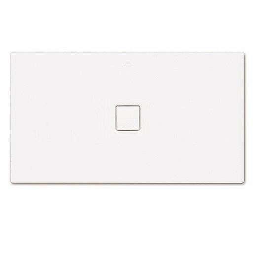 Sprchová vanička obdélníková Kaldewei Conoflat 860-1 90x160 cm smaltovaná ocel alpská bílá 467600013001