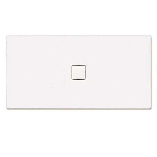 Sprchová vanička obdélníková Kaldewei Conoflat 865-2 180x80 cm smaltovaná ocel alpská bílá 468248043001