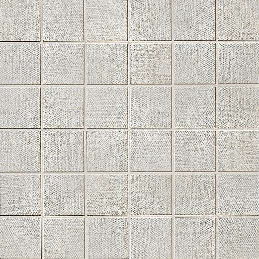 Mozaika Dom Tweed silver 30x30 cm mat DTWM40