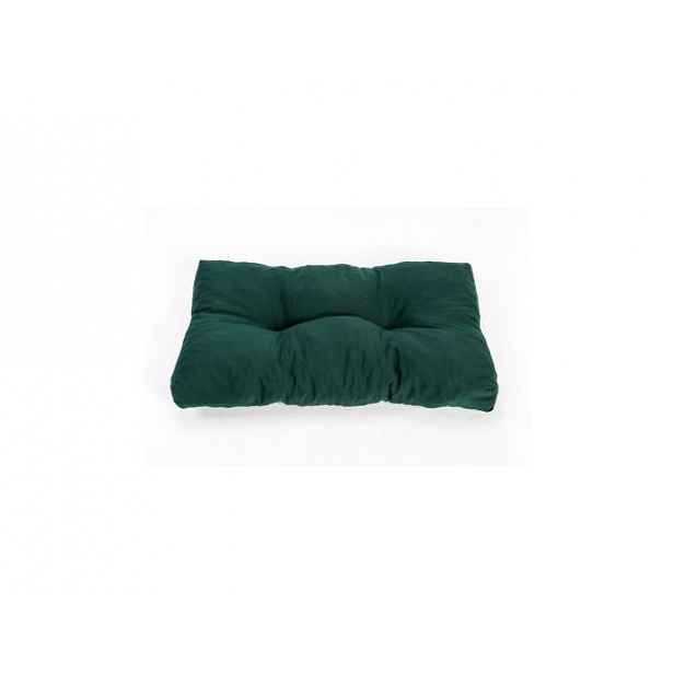 Zelený polstr na paletový nábytek K3, 70x40 cm