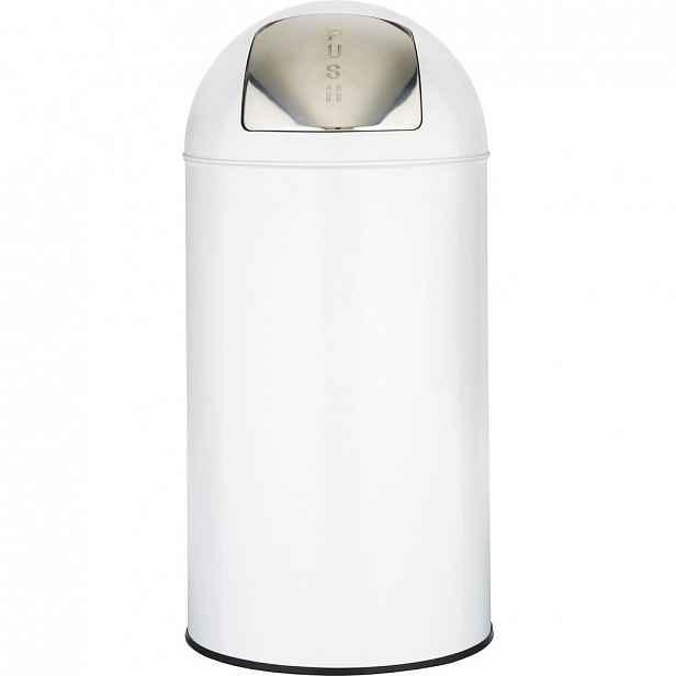 Koš Odpadkový Push Can - 2-Dílný Set