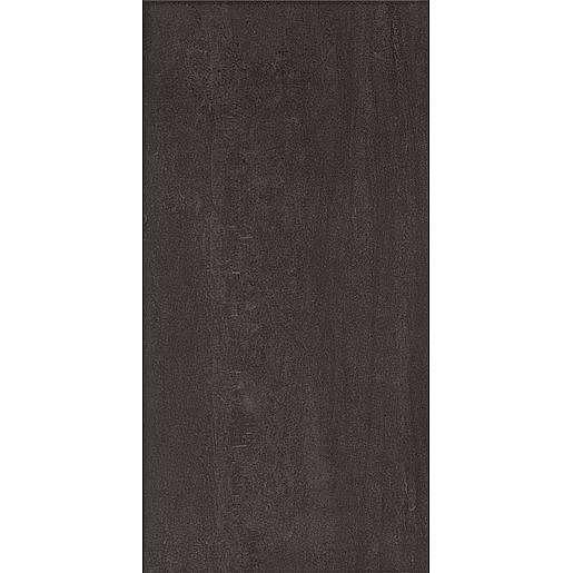 Dlažba Sintesi Fusion black 30x60 cm mat FUSION0763