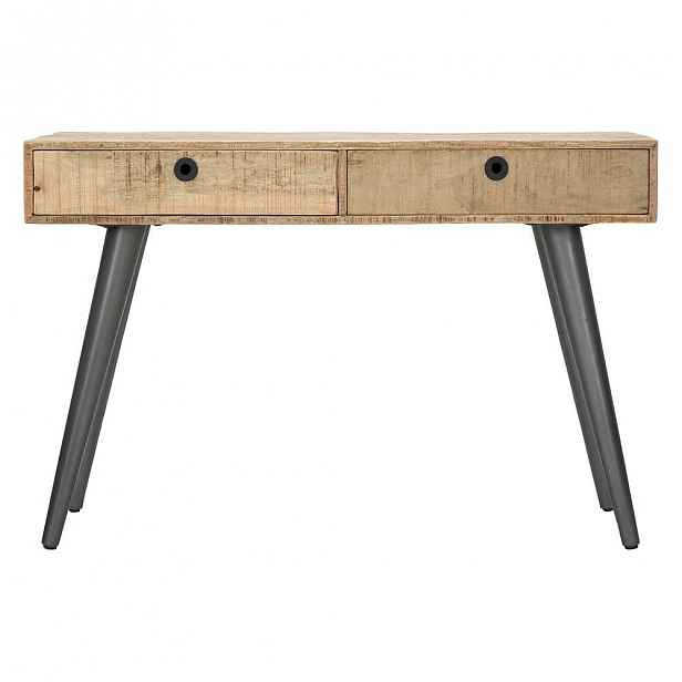 Konzolový stolek z mangového dřeva Mauro Ferretti Belgrado