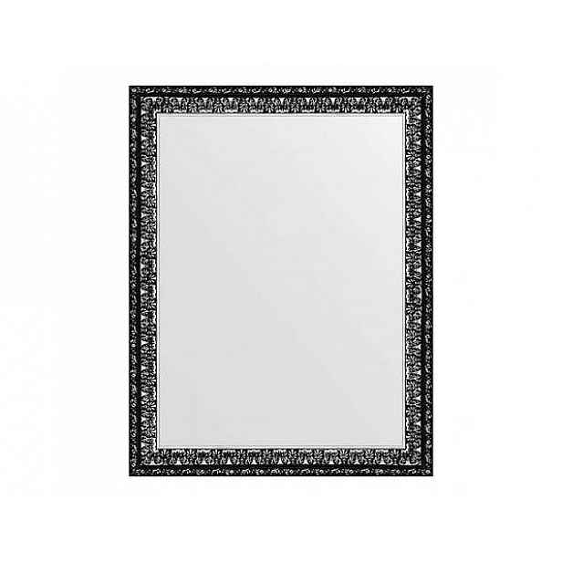Zrcadlo černé stříbro BY 1093 70x130 cm