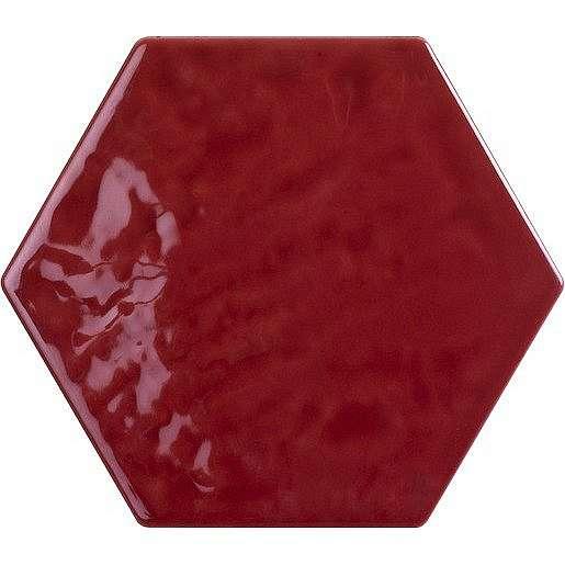 Obklad Tonalite Exabright bordeaux 15x17 cm lesk EXB6532