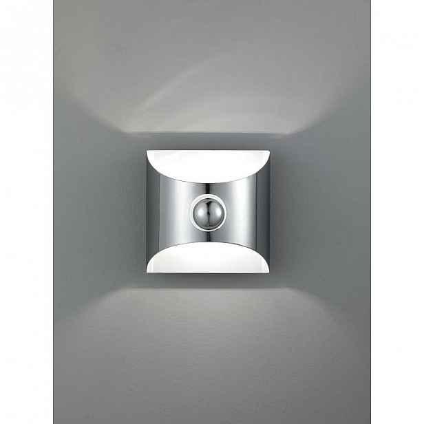 Stříbrné nástěnné světlo Tomasucci Squarre
