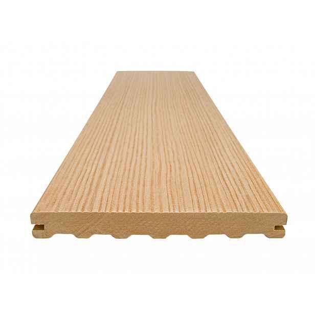Prkno terasové dřevoplastové WOODPLASTIC FOREST MAX cedar
