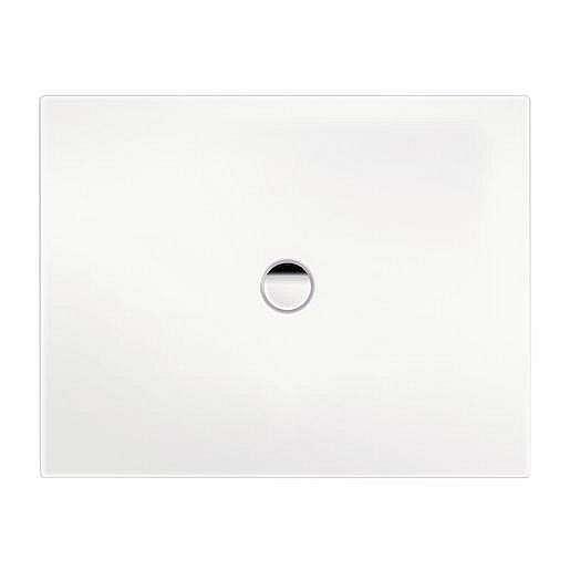 Sprchová vanička obdélníková Kaldewei Scona 967 100x120 cm smaltovaná ocel alpská bílá 496700013001