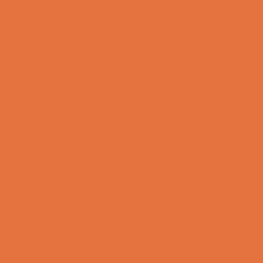 Dlažba Rako Color Two oranžovočervená 20x20 cm mat GAA1K460.1