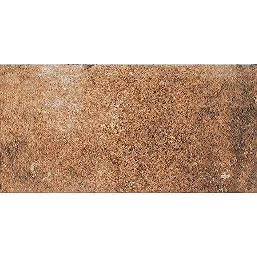 Dlažba Cir Havana cohiba 20x40 cm mat HAV24CO