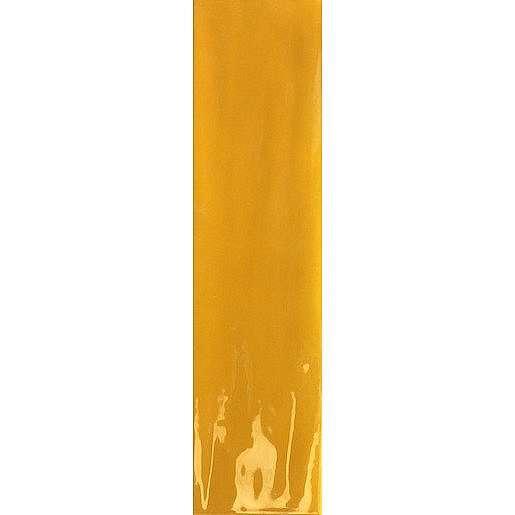 Obklad Tonalite Joyful mango 10x40 cm lesk JOY40MA